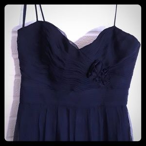 Amsale Blue Bridal Dress size 10